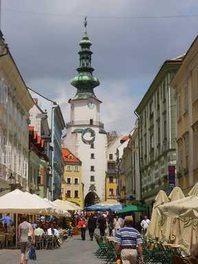St Michaels Tower - Bratislava